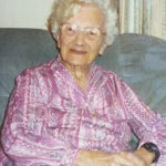 Great British Oldest Gladys Hooper is dead
