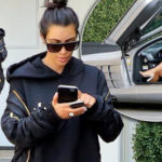 Kim Kardashian got tested by paps about her break with Taylor Swift .