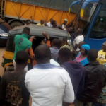 Transporter Hit A Traffic Warden and Flee, See What happened to Him