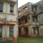 See Nigeria's First President, Nnamdi Azikiwe's building project abandoned for years