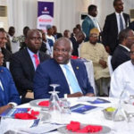 Lagos State Governor Hosted Togolese President, Faure Gnassingbe
