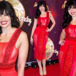 Strictly Come Dancing: Charming Daisy Lowe Daisy Sets up with revealing Outfit
