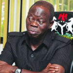 Governor Adams Oshiomhole of used State Money to develop his village.