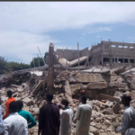 Kano Tragedy: More Than 20 person Killed As Building Under Construction Collapsed