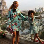 Beyonce and Daughter Bey Blue Really Matches (Photos)