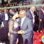 See Who Governor Wike Kissed At The NBA Conference In Port Harcourt