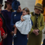 Princess Charlotte and Prince George arrive in Canada with Mum and Dad
