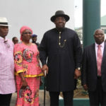 Bayelsa State Governor, Seriaki Dickson receives Pastor Kumuyi and Wife
