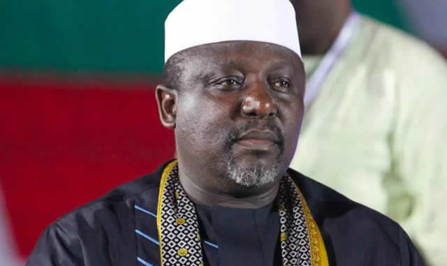 Rochas Breaks Silence On Northern Youth Threat To Igbos