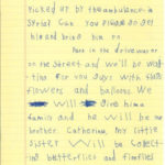 A Touching letter of 6-year-old boy to Barack Obama