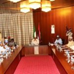 Breaking: Read why Buhari and APC Governors in a closed door meeting