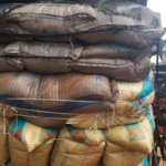 Nigeria Custom seize 37 vehicles loaded with imported rice, arrests suspects