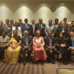 Former Nigerian President Goodluck Jonathan spotted in South Africa (Photos)
