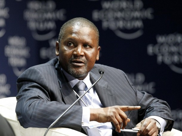 Dangote, Africa's richest man, Aliko Dangote says he is ready to take a wife now