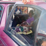 Shocking!!! Maggots continue dropping out of a sick woman's private part (Photo)