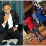Kaduna police apprehend suspected armed robbers who shot dead a man while trying to steal his phone (PHOTO)