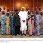 Man set to sacrifice self for one of the released Chibok girls