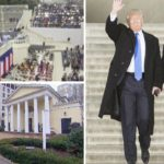 Donald Trump inauguration LIVE: Protesters gather in their millions as America prepares to swear in 45th President