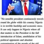 DSS should arrest Donald Trump for saying this!