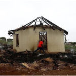 President Zuma's niece escapes lightning strikes in South Africa (Photo)