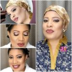 Whoops! Stunning make-up photos of Monalisa Chinda-Coker