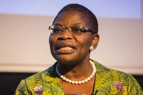 Police allegedly detains Oby Ezekwesili at Buhari's instruction - She tweets