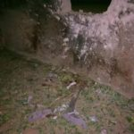 Graphic photos: 3 persons killed as suicide bomber attacks mosque in Borno