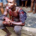 Suspected fulani herdsmen attack man on his farm in Delta state (PHOTOS)