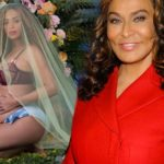 """Beyonce's mum Tina Knowles is happy she doesn't have to keep the """"twin blessings"""" a secret"""