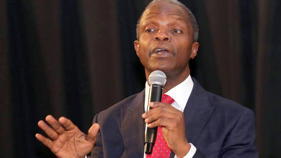 Photo of Jonathan's loot is the cause of Nigeria's poverty – Osinbajo