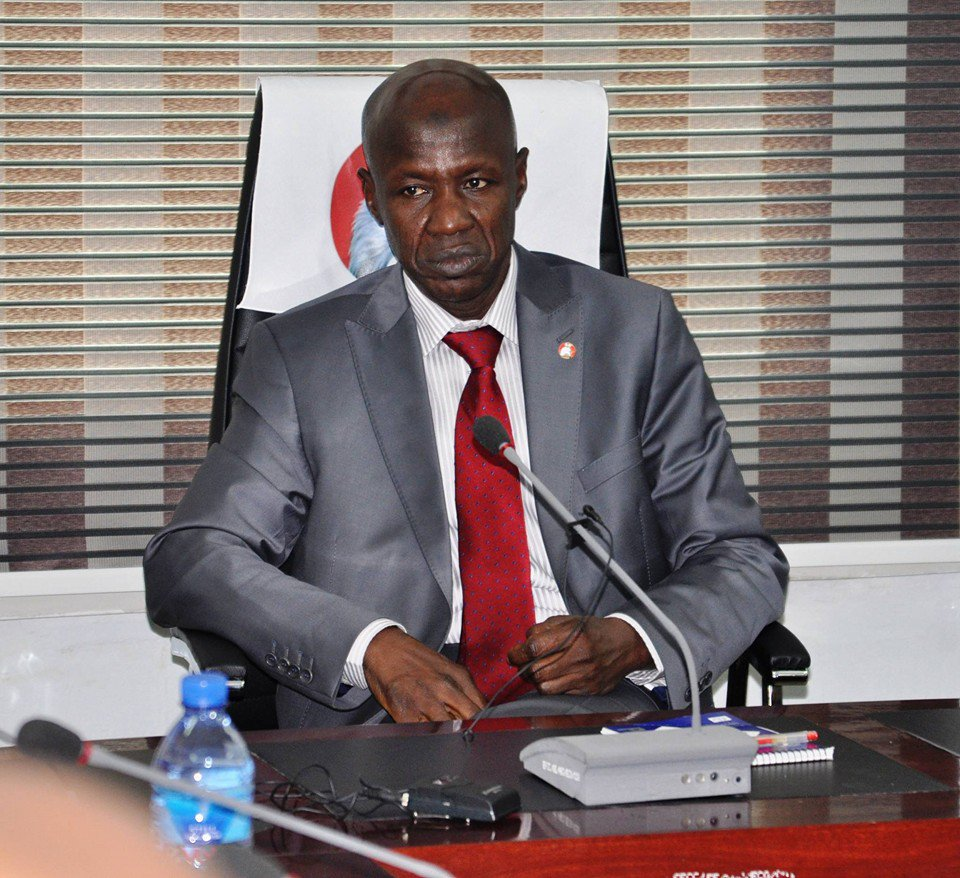 DSS Arrests EFCC Acting Chairman Ibrahim Magu, Breaking: DSS Arrests EFCC Acting Chairman, Ibrahim Magu, Latest Nigeria News, Daily Devotionals & Celebrity Gossips - Chidispalace