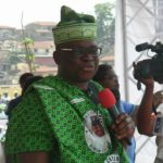 Fayose Reacts to SGF's suspension: This Government is confused