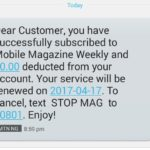 MOBILE FRUAD: MTN Stole from me on Good Friday