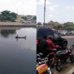 SUICIDE: Man jumps into canal in Festac