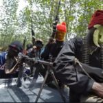 Militants rages war in Ogun state, kill three policemen and four others