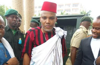 Nnamdi kanu, Video: I will break the zoo into pieces – Nnamdi Kanu, Latest Nigeria News, Daily Devotionals & Celebrity Gossips - Chidispalace