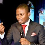 Pastor introduces anointed pregnancy test that can reveal name of baby father