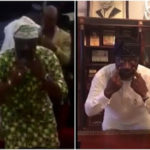 Viral Video: Sensational Dino Melaye performs with liveband