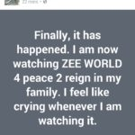See what Zee World has done to this family