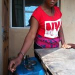 Police Arrests Man who handcuffed his wife with generator