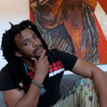 S'African Artist causes outrage on social media for making artwork of President Zuma having sex with Mandela