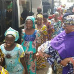 DSS Hands Over Freed Chibok Girls To Ministry Of Women Affairs – SEE PHOTOS