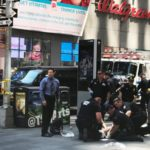New York Tragedy: One person confirmed dead,  13 injured as car hits pedestrians at Times Square