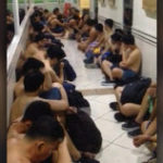 WATCH VIDEO: Police detained 141 men during sex party