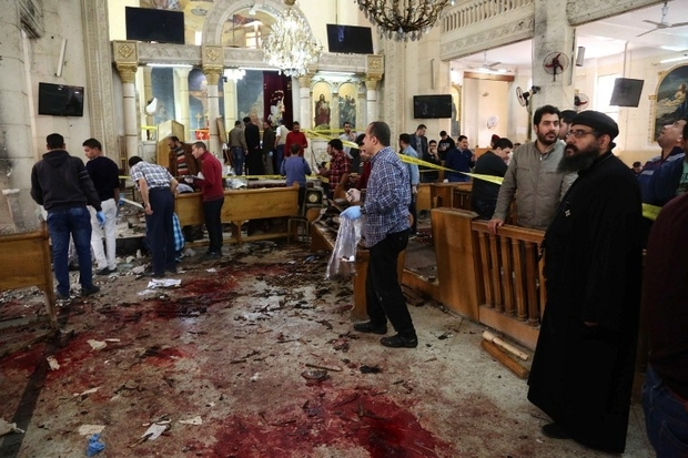 Egypt Refers 48 To Court Over Coptic Church Bombings