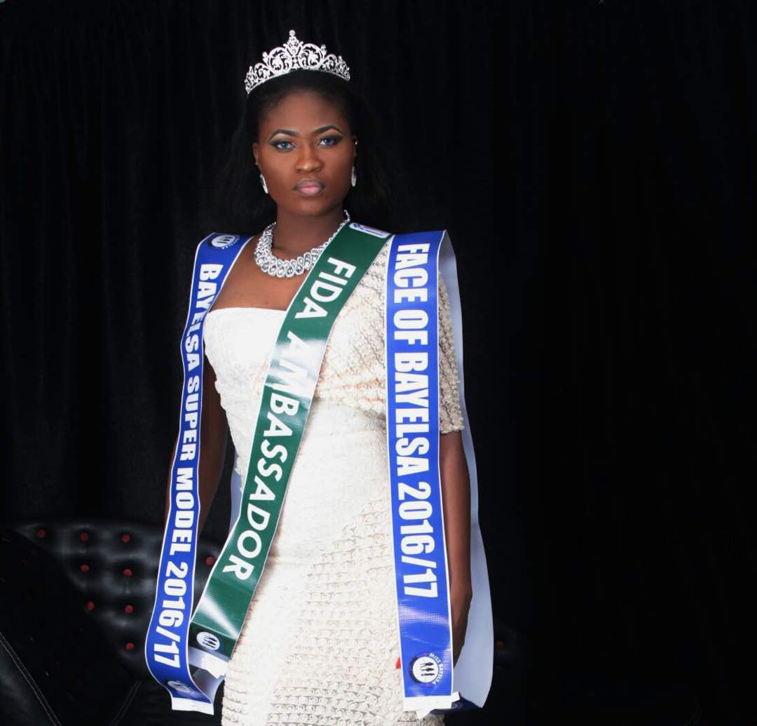 , Let the Most Adorable Beauty Queen Rule her World – CEO, Chidispalace