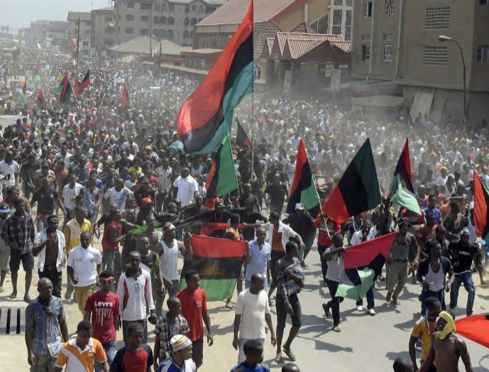 Biafra: IPOB shocks Buhari and the zoo