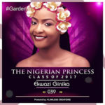 VOTE EKWAZI GINIKA IN THE NIGERIAN PRINCESS 2017