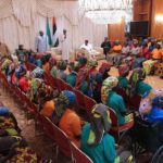 Federal Government meets Chibok reps, sends photos to parents