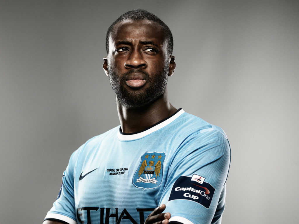 Manchester City Star Yaya Toure To Donate £100,000 To Manchester Attack Victims